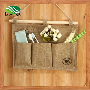 Multifunctional Natural Jute Hanging Storage pictures & photos