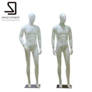 New White Male Jointed Mannequin for Clothes Shop pictures & photos