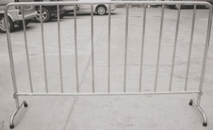 Removable Crowd Control Barrier pictures & photos