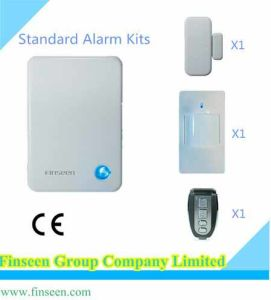 2015 Hot Sales Hotel/House/Office Burglar Alarm with Ios/Android APP Security System FC-300