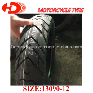 Cheap Price High Quanlity 130/90-12 (TT&TL) for Scooters Motor Tyre pictures & photos