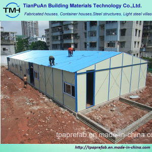Foshan Residential Sandwich Panel Prefabricated House for Sale pictures & photos