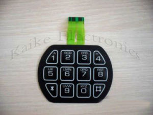 Alibaba China Custome Membrane Switch Keypad pictures & photos