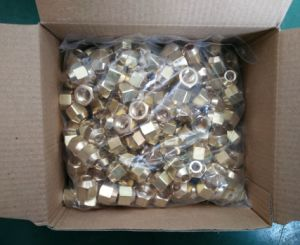 Brass Nut for Refrigeration Fittings pictures & photos