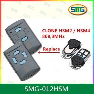 Cloning Hormann Hsm2, Hsm4, Garage Door Gate Remote Control Replacement 868 MHz