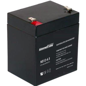 12V 4.5ah VRLA Lead Acid Battery UPS (NS12-4.5)
