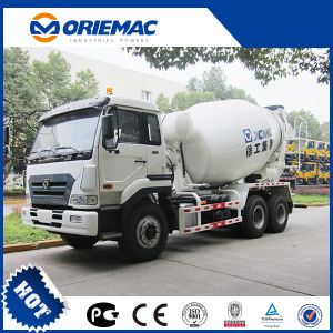 Hot 10cbm Sinotruk HOWO Concrete Mixer Truck for South American pictures & photos
