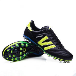 Sports Outdoor Soccer Boots Football Shoes for Men (AK666-1H) pictures & photos