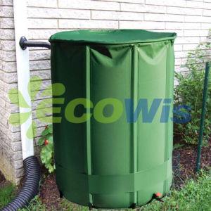 Garden Collapsible Rain Water Barrel Tank (HT1115) pictures & photos