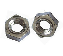 Carbon Steel Hex Weld Nuts DIN929 pictures & photos