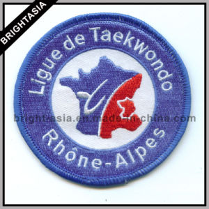 Customize 100% Embroidery Patch with Your Logo (BYH-10934) pictures & photos