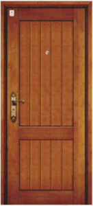 Steel Security Fire Door