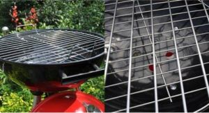 "Factory Direct Sale 17""Kettle Charcoal BBQ Grill pictures & photos"