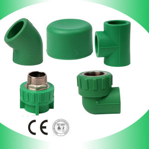 China PPR Reducing Tee Fitting pictures & photos