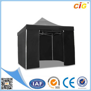 Hot Sale Black 3X3 Folding Canopy Tent pictures & photos