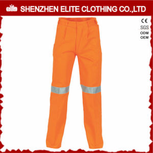 Men′s Reflective Cargo Work Trousers for Men pictures & photos