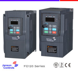 Factory Small Power 0.4kw-3.7kw Converter, Frequency Converter pictures & photos