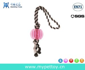 Knotted Ball Tug Dog Toy pictures & photos
