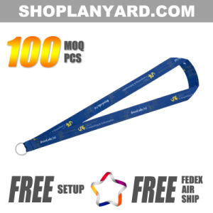 Sublimation Neck Strap with Split Ring (DSL25AXA-2)