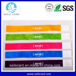 Wonderful Tyvek Made Wristbands Supplier pictures & photos