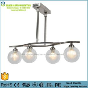 Modern Pendant Lamp Chandelier with Bulb (GD-F01A-4) pictures & photos