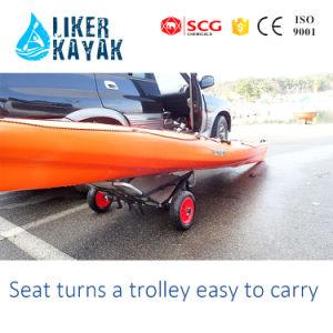 Leisure Boat, Fishing Boat, Rotomolded Kayak Molding pictures & photos