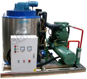 Small Flake Ice Machine Seafood Processing Ice Machine pictures & photos