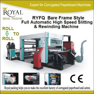 Bare Frame Fully Automatic High Speed Cutting Machine pictures & photos