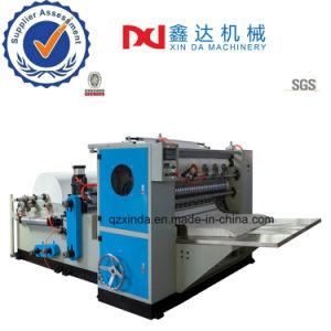 Factory Price Interfolder Embossed Hand Towel Paper Machine Supplier pictures & photos