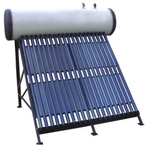 Pressurized Evacuated Tube Solar Heater pictures & photos