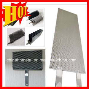 Electrolysis Application Ru-IR and Platnium Titanium Anode pictures & photos