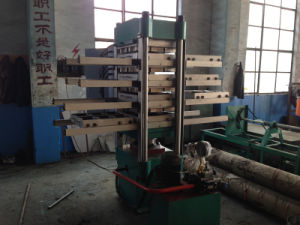 Plate Vulcanizer for Sport Shoes (XLB-D450x550) pictures & photos