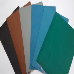China Supplier Anti-Static Rubber Sheet/ Industry ESD Rubber Mat pictures & photos