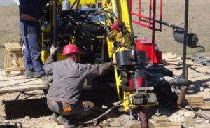 Gp90-6 All Hydraulic Coring Drill Rig pictures & photos