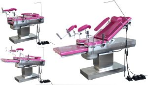 Electric Delivery Table Gynecological Table pictures & photos