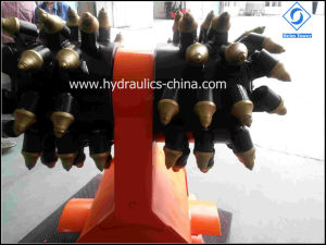Excavator Attachments Milling Machine Hydraulic Cutting Unit for Sale pictures & photos