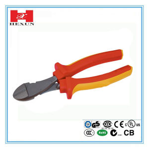 China High Quality Stainless Steel Cooper Cabler Wire Cutter Pliers Supplier pictures & photos