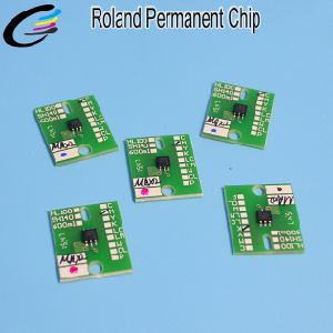Fcolor Ink Cartridge Auto Reset Chip for Roland Versaart Re-640 Permanent Chip Distributor pictures & photos