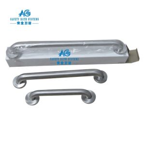 High Quality Stainless Steel Safety Straight Grab Bar, Satin Plating pictures & photos