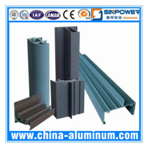 High Quality Aluminum Window & Door Profiles