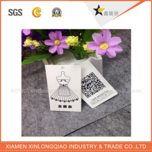 Hot Sale Custom Design Printed Logo Hang Tag for Garment pictures & photos