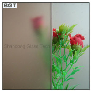 3mm-19mm Float Acid Etched/Frosting Glass for Furniture Glass pictures & photos