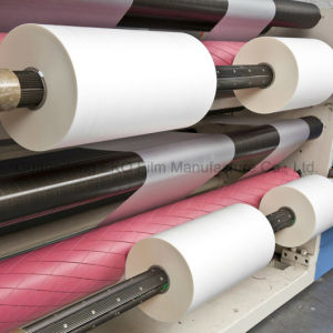 Glossy Pet Laminating Roll Film for Business License (YD-80MIC) pictures & photos
