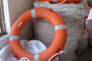 Marine Life Saving Buoy 2.5/4.3kg Life Buoy pictures & photos