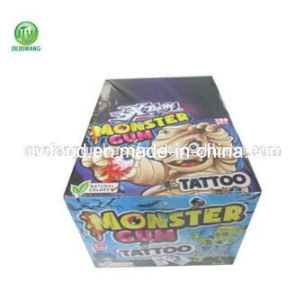 Good Taste Kosher Stick Monster Tattoo Bubble Gum pictures & photos