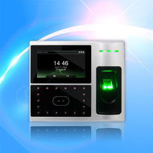 Biometric Facial Recognition Access Control with SMS, Webserver, Backup Battery (FA1-H) pictures & photos