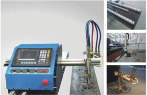 Metal Sheet Flame and Plasma CNC Cutting Machine for Non-Ferrous Cutting pictures & photos