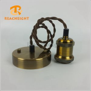 E27 Pendant Lamp Cord Set pictures & photos