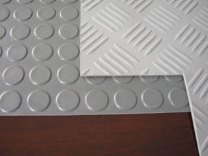 Checker Rubber Sheet, Checker Rubber Mat, Checker Rubber Rolls, Check Rubber Flooring pictures & photos