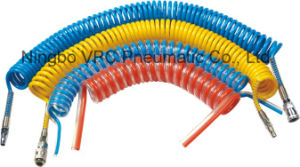High Quality PU Pneumatic Coil Hose Spring Hose Manguera Espiral pictures & photos